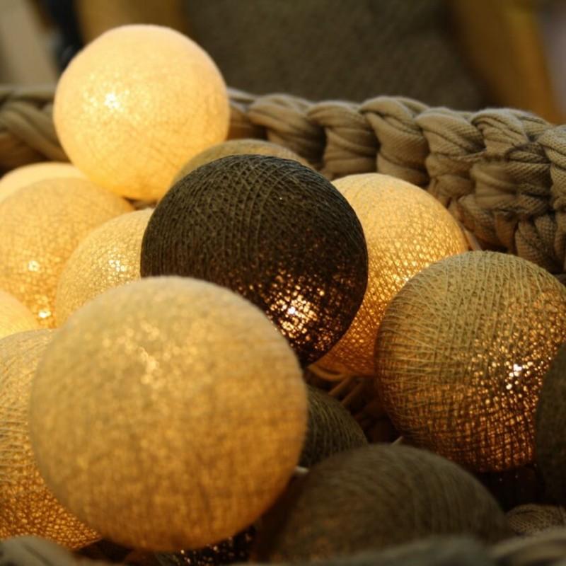 Deko - Cottonballs