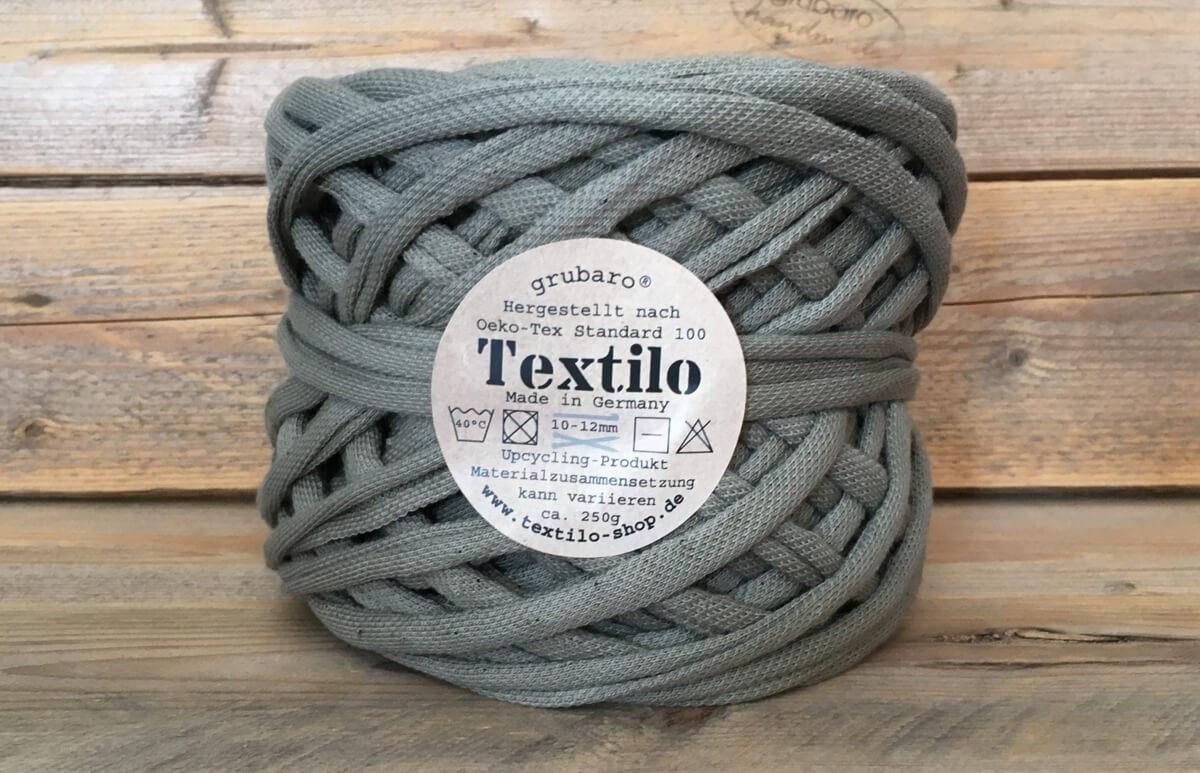 Textilo Taupe Typ W Textilgarn