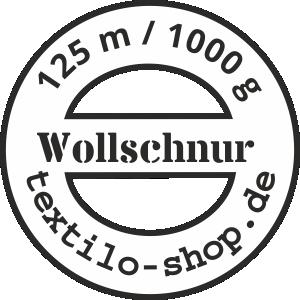 Wollschnur-Stempel