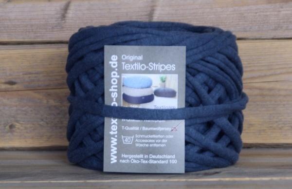 Textilgarn Textilo Jeansblau Typ T