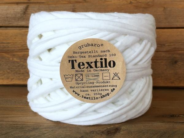 Textilo Weiß Typ T Textilgarn