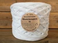 Bändchengarn XL-Neu Weiß