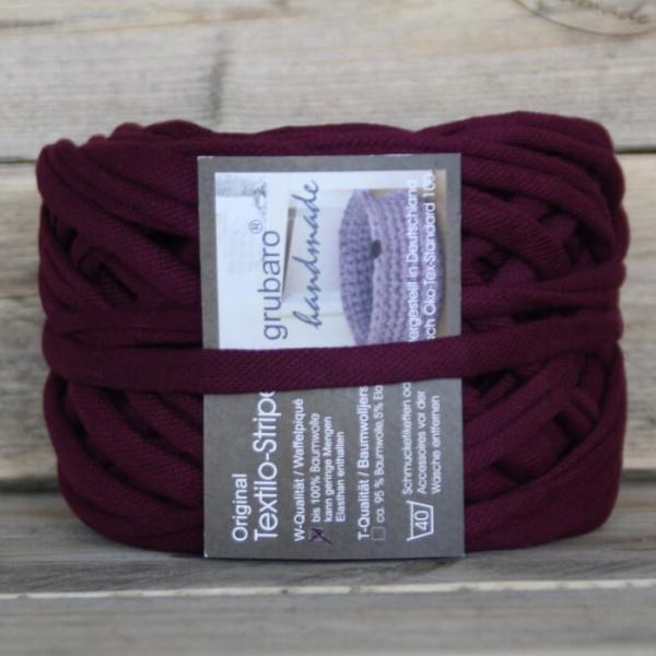Textilo Burgund Typ W Textilgarn