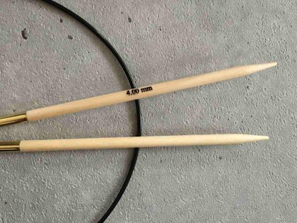 Beispiel hier Durchmesser 4 mm