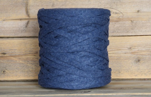 Strickband 500g denimblue