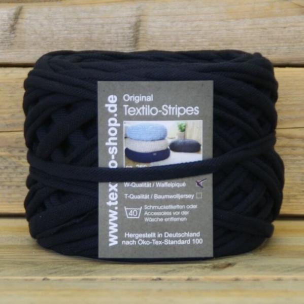Textilo Dunkelblau Typ W Textilgarn