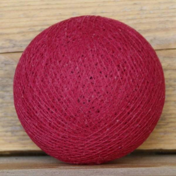 Light Ball Cyclam Beere
