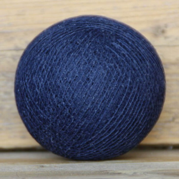 Light Ball Dark Blue