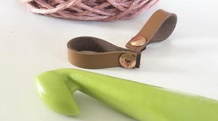 Häkelnadeln für Textilgarn und Baumwoll-Garne, Ribbon und Wollschur