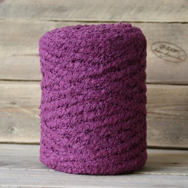 Teddy Textilgarn Violett