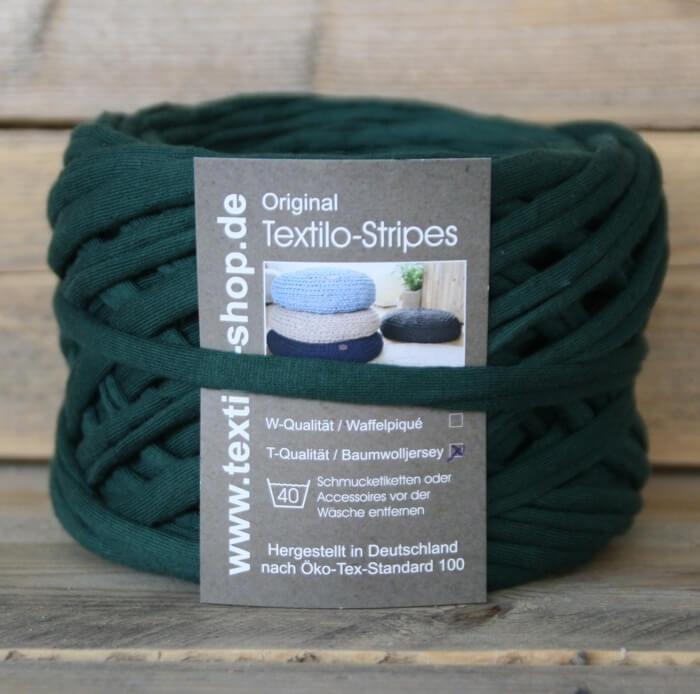 Textilo Tannengrün Typ T Textilgarn