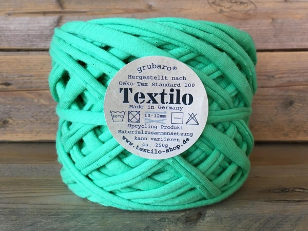Textilo Waldmeister Typ T Textilgarn