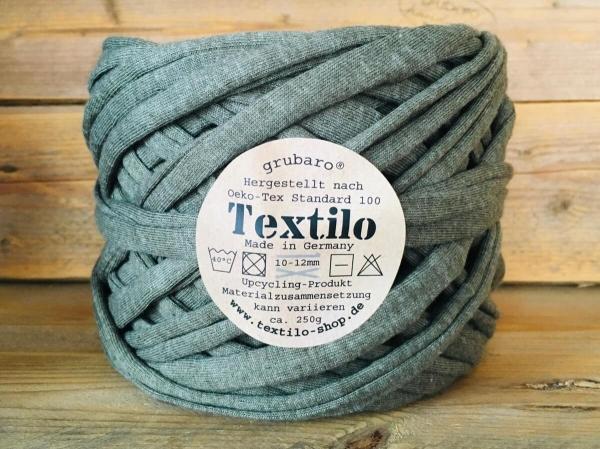 Textilo Kaki Melange Typ T Textilgarn