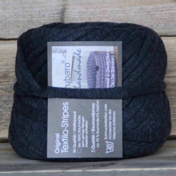 Textilgarn Textilo Typ T Graphit