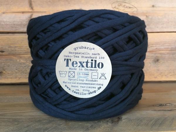 Textilo Nachtblau Typ T Textilgarn
