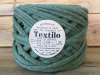 Textilo Textilgarn Salbeigrün-melange Typ W