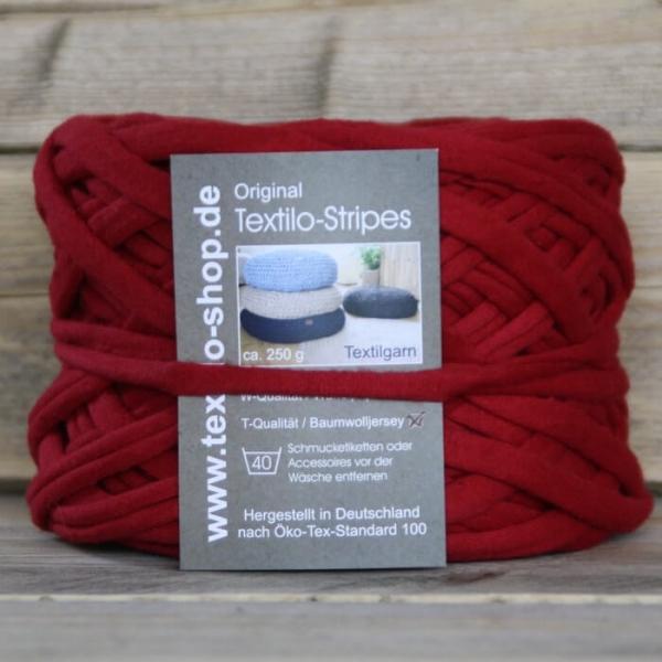 Textilgarn Texilo Typ T Karmesinrot
