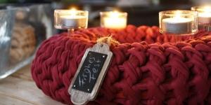 Weihnachts Deko aus dem Textilo-Shop