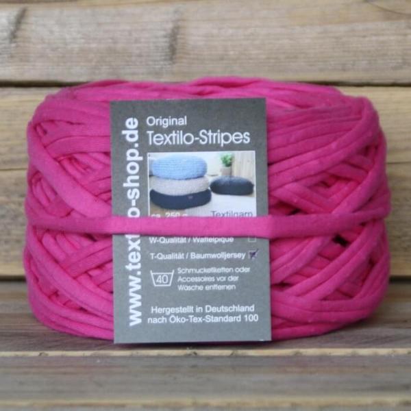 Textilgarn Textilo Typ T Pink