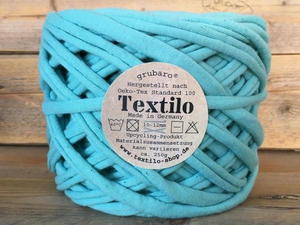 BIO-Textilo Textilgarn Sea Green Typ T