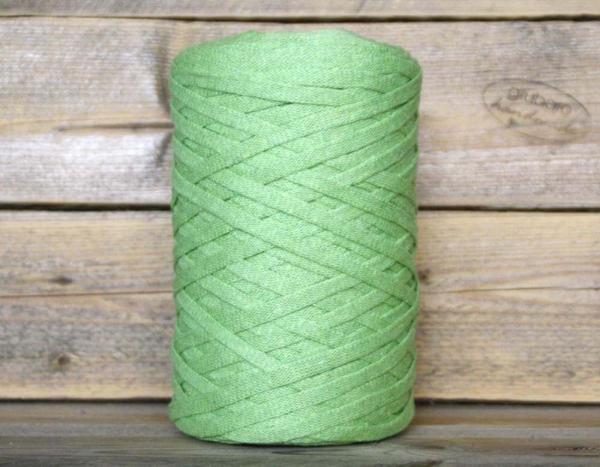 Bändchengarn XL Frühlinggrün