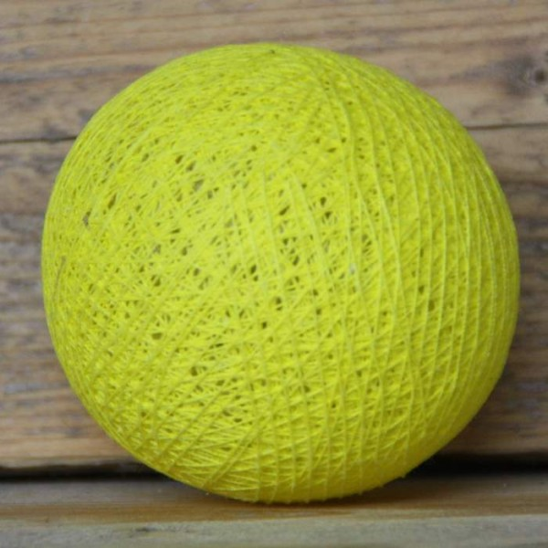 Light Ball Yellow