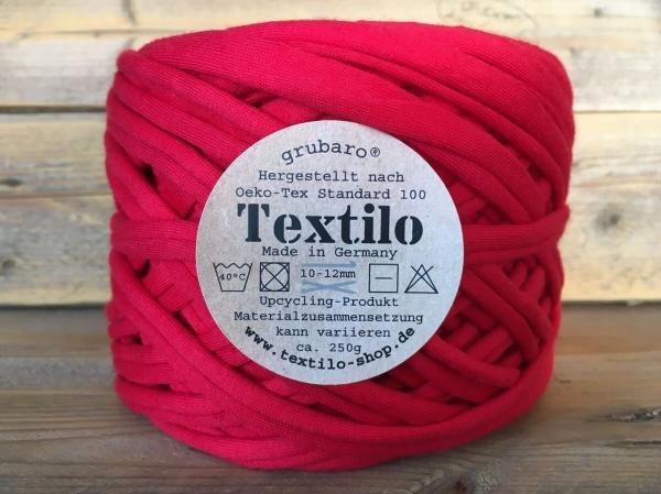 Textilo Rot Typ T Textilgarn