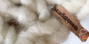 Wollschnur - dicke kuschelige Wolle
