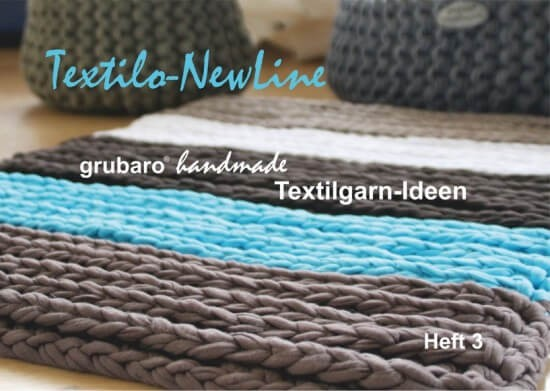 Heft 3: NewLine Textilgarn Ideen