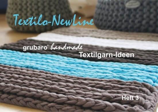 Textilo-NewLine Heft 3 Textilgarn Ideen pdf