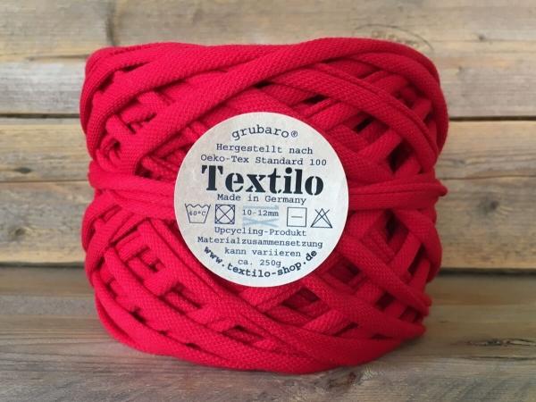Textilo Rot Typ W Textilgarn