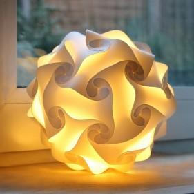 3d Puzzle Lampen