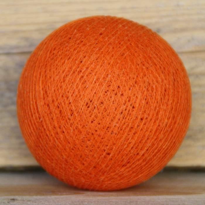 Light Ball Dutch Orange