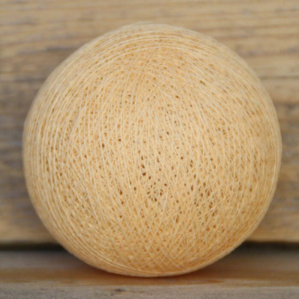 Light Ball Soft Orange