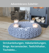 DIY SET Adventskranz