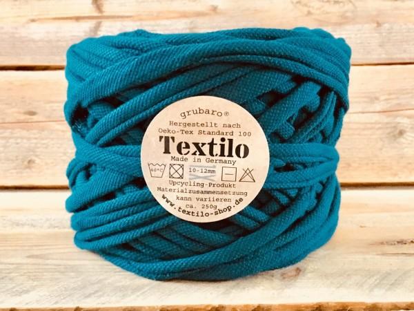 Textilo Grün-Petrol Typ W Textilgarn