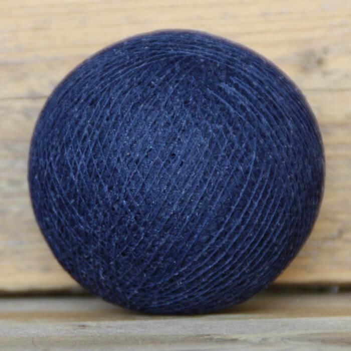 Light Ball Dark Blue