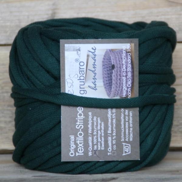 Textilo Stripe Tannengrün