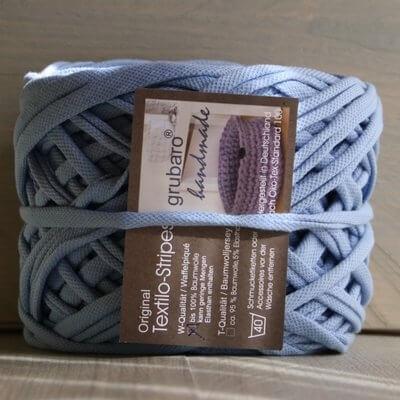 Textilo Stripe hellblau