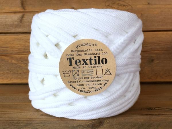 Textilo Weiß Typ W Textilgarn