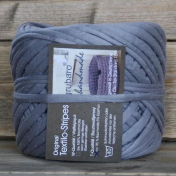 Textilgarn Textilo Typ T Silber