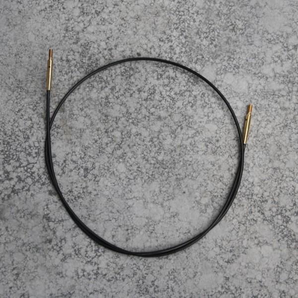 80 cm Flexibles Kunststoff-Nadelseil