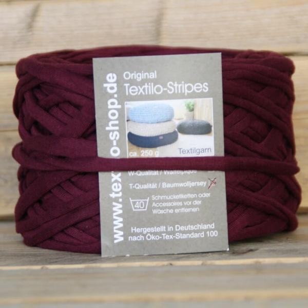 Textilgarn Textilo Typ T Burgund