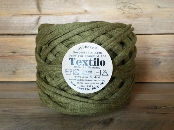 Textilgarn Textilo Stachelbeere Typ T