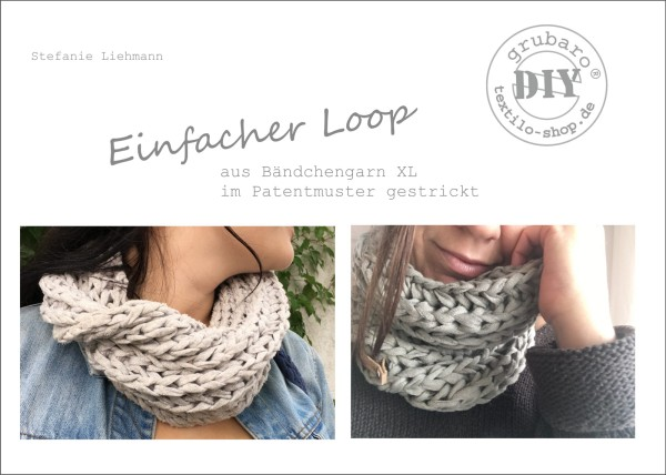 Strickanleitung Loop als PDF Download