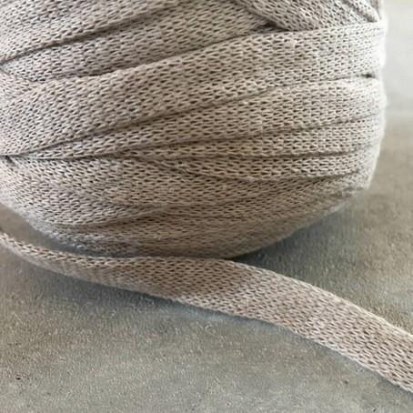 Bändchengarn extrabreit 9 mm