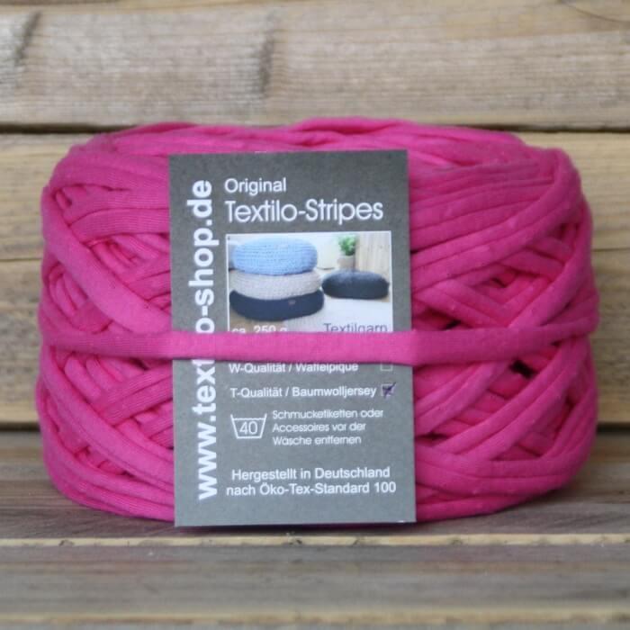 Textilo Pink Typ T Textilgarn