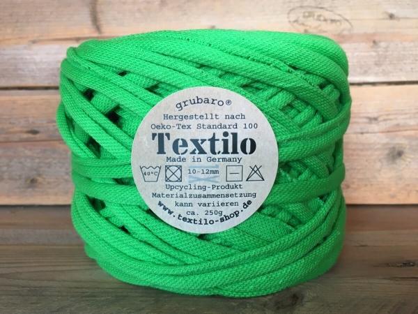 Textilo Grasgrün Typ W Textilgarn