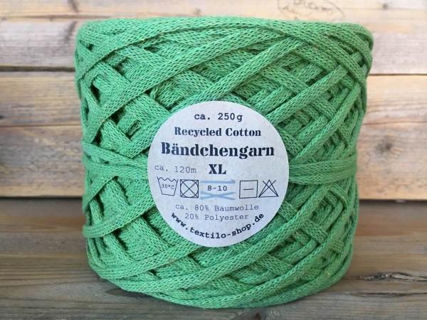 Bändchengarn XL-Neu hellgrün