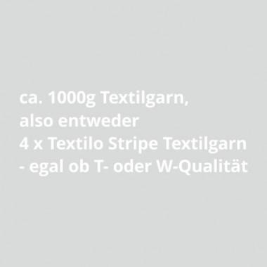 Textilo-Stripe Textilgarn für Adventskranz hier aussuchen